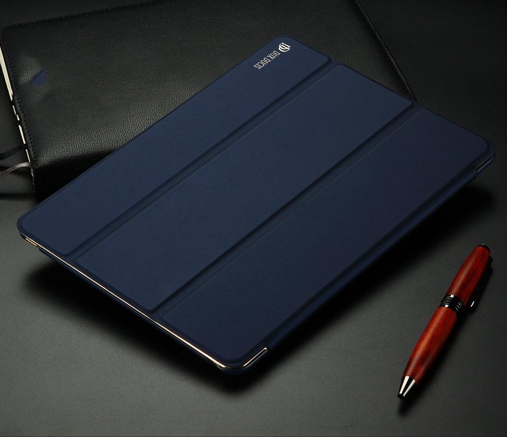 DUX zaklapovací obal Apple iPad Mini 4 modrý