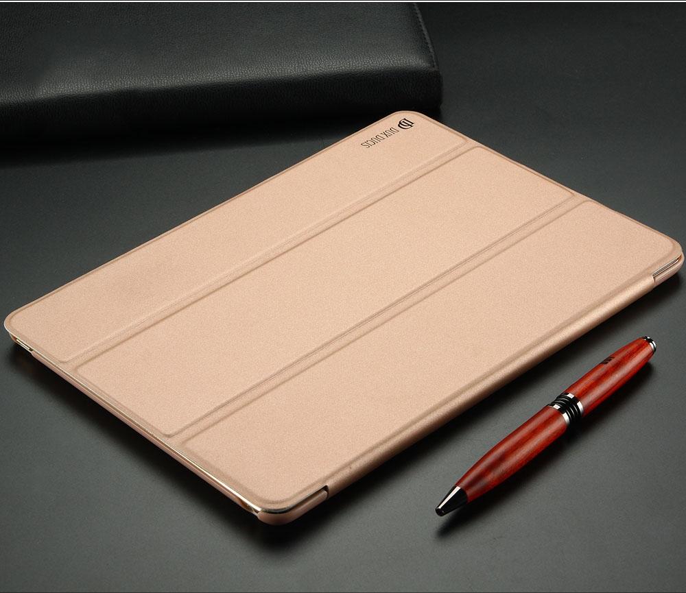 DUX zaklapovací obal Apple iPad Mini 4 růžový