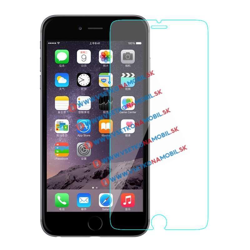 FORCELL Ochranné temperované (tvrzené) sklo Apple iPhone 7 Plus / 8 Plus