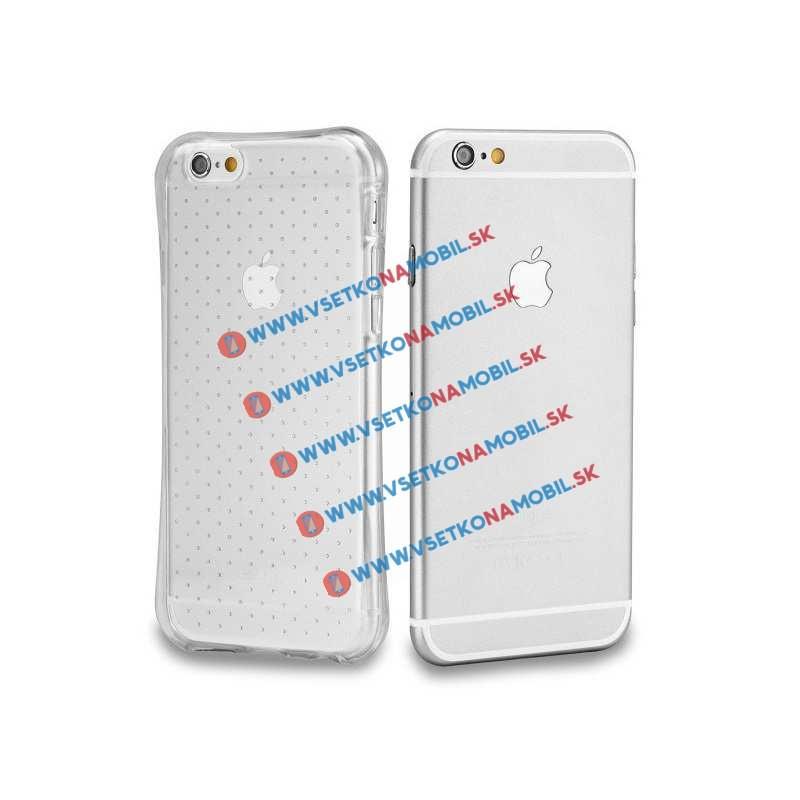 FORCELL Extraodolný obal Apple iPhone 6 Plus / 6S Plus priehľadný