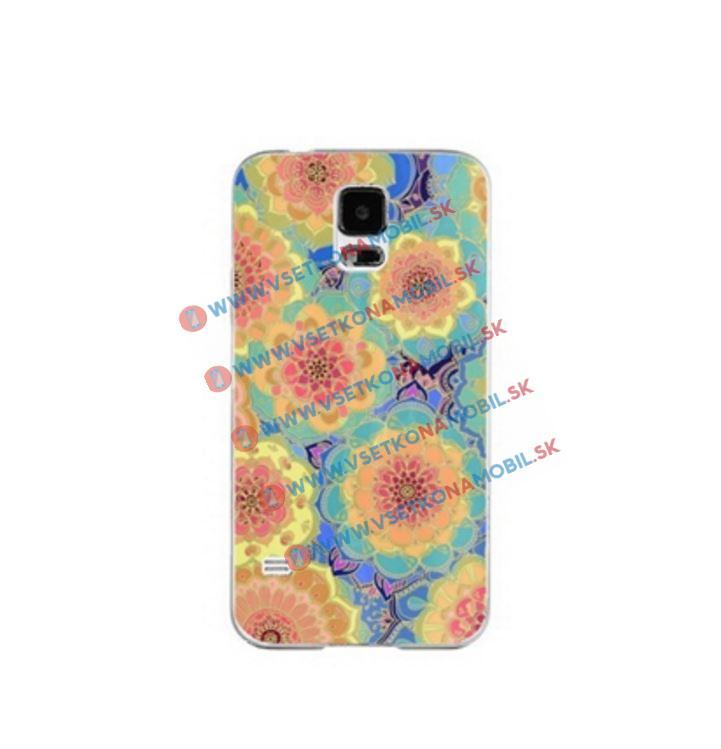 Plastový kryt Samsung Galaxy S5 quote