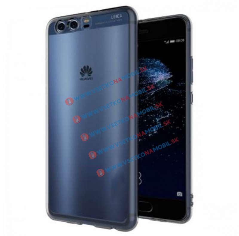 FORCELL Silikónový obal Huawei P10 Plus priehľadný