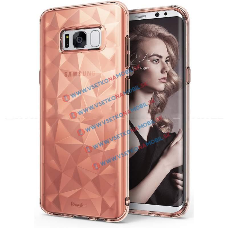 RINGKE AIR PRISM Samsung Galaxy S8 růžový