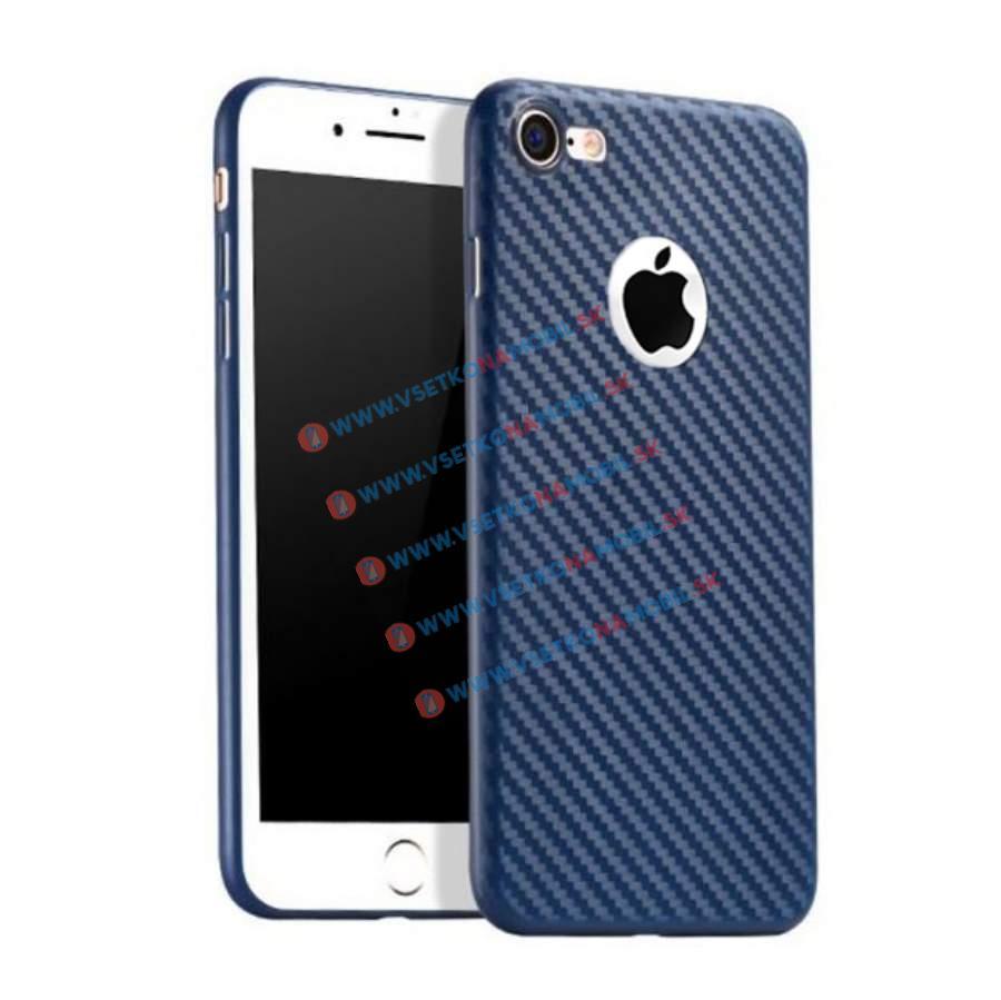 FORCELL GRID Silikónový obal Apple iPhone 6 /6S modrý