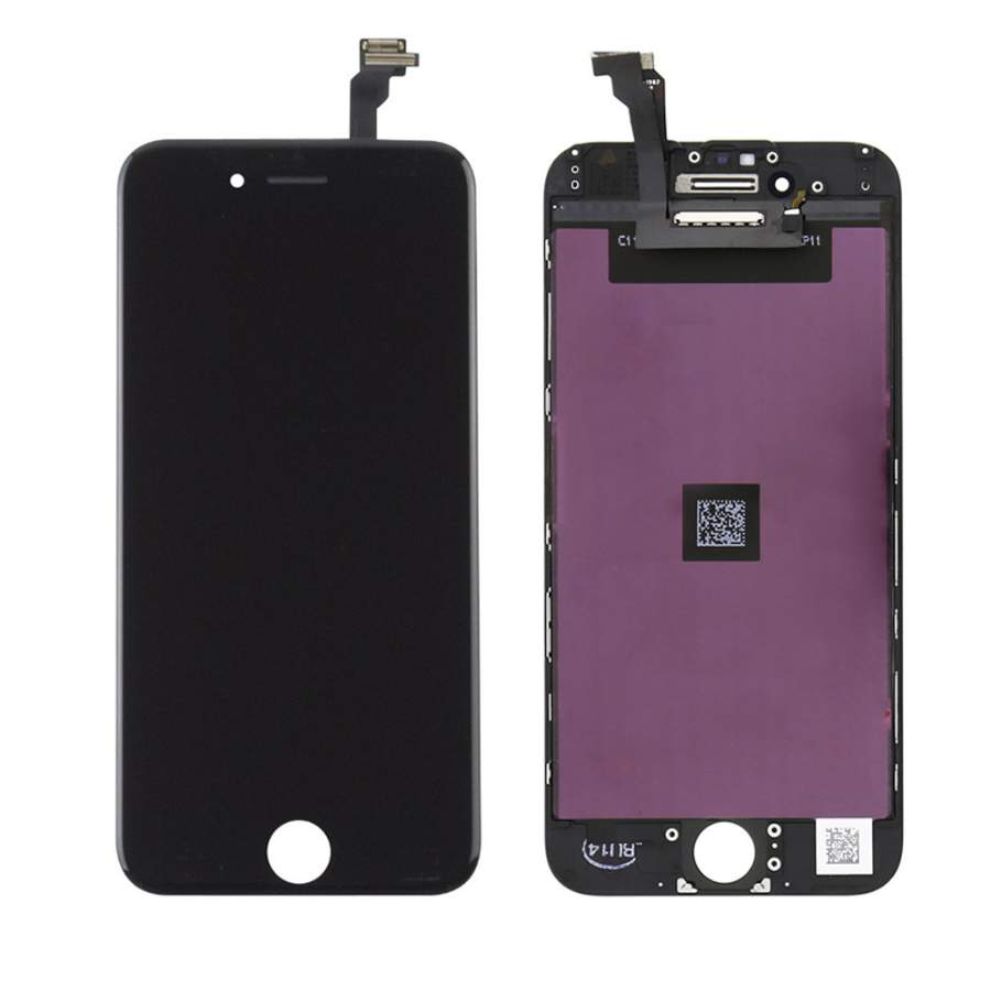 Apple iPhone 6 PLUS LCD Displej * AAA * + dotyková plocha černý