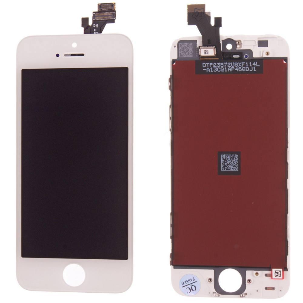 Apple iPhone 5 LCD Displej + dotyková plocha AAA bílý