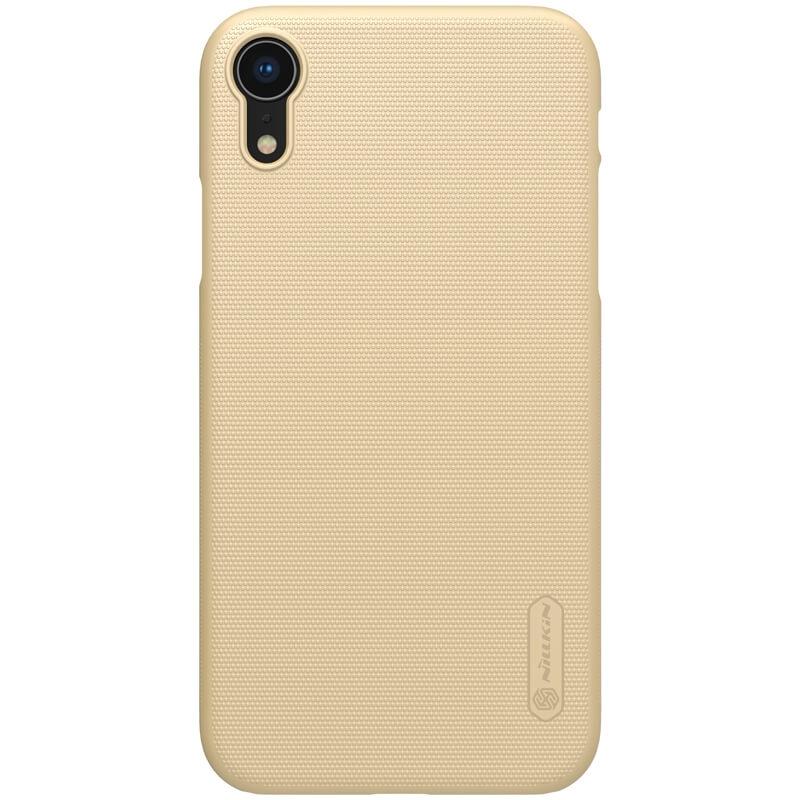 NILLKIN FROSTED obal Apple iPhone XR zlatý 1f99f3dfafb
