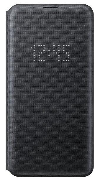 SAMSUNG LED VIEW (EF-NG970PBEGWW) Samsung Galaxy S10e černý