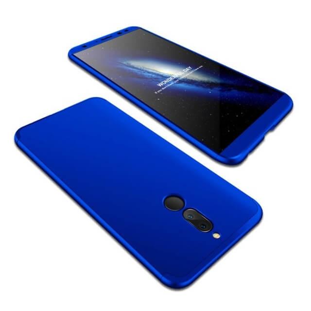 FORCELL 360 ° Ochranný obal Huawei Mate 10 Lite modrý