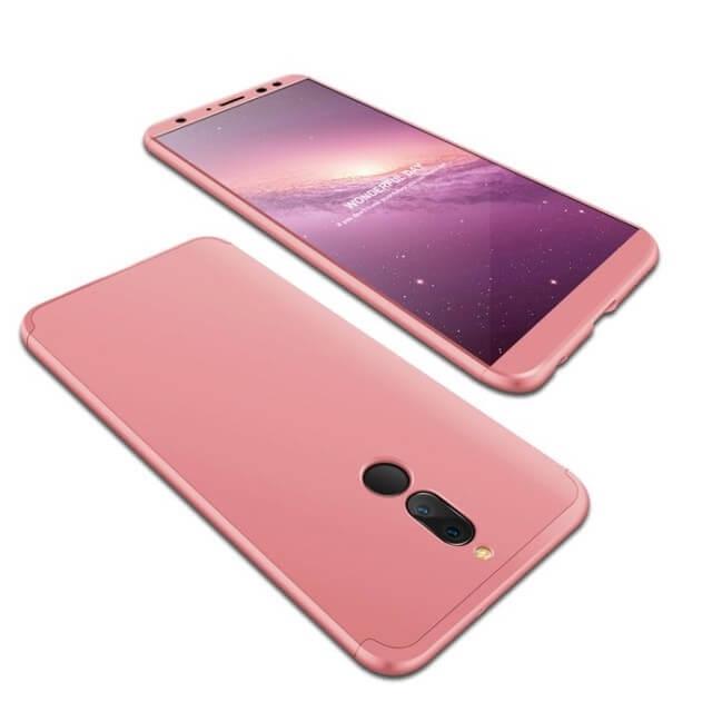 FORCELL 360 ° Ochranný obal Huawei Mate 10 Lite růžový