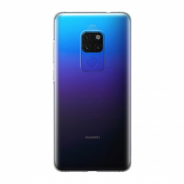 HUAWEI SOFT CASE Huawei Mate 20 priehľadný