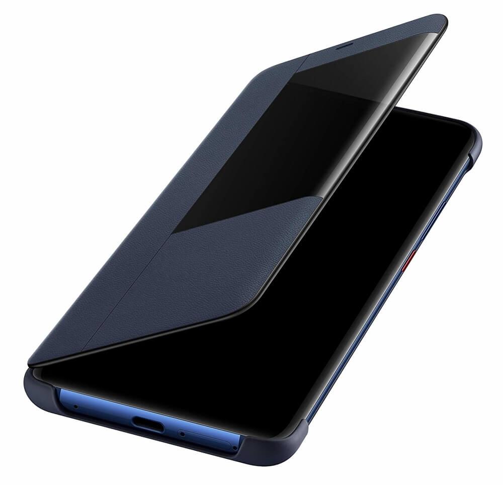 HUAWEI SMART VIEW COVER Huawei Mate 20 Pro modrý