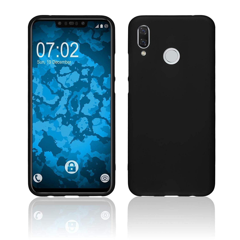 FORCELL MATTE TPU obal Huawei Nova 3 černý
