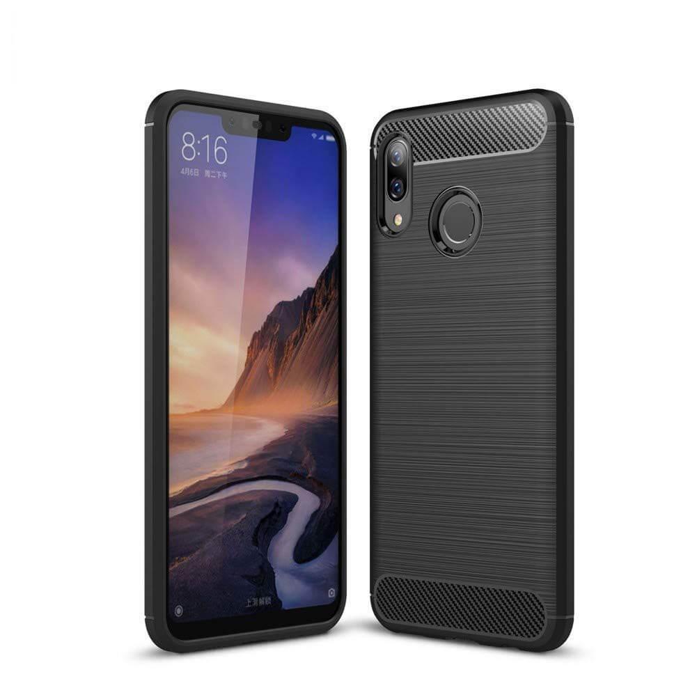 FORCELL FLEXI TPU Ochranný kryt Huawei Nova 3 černý