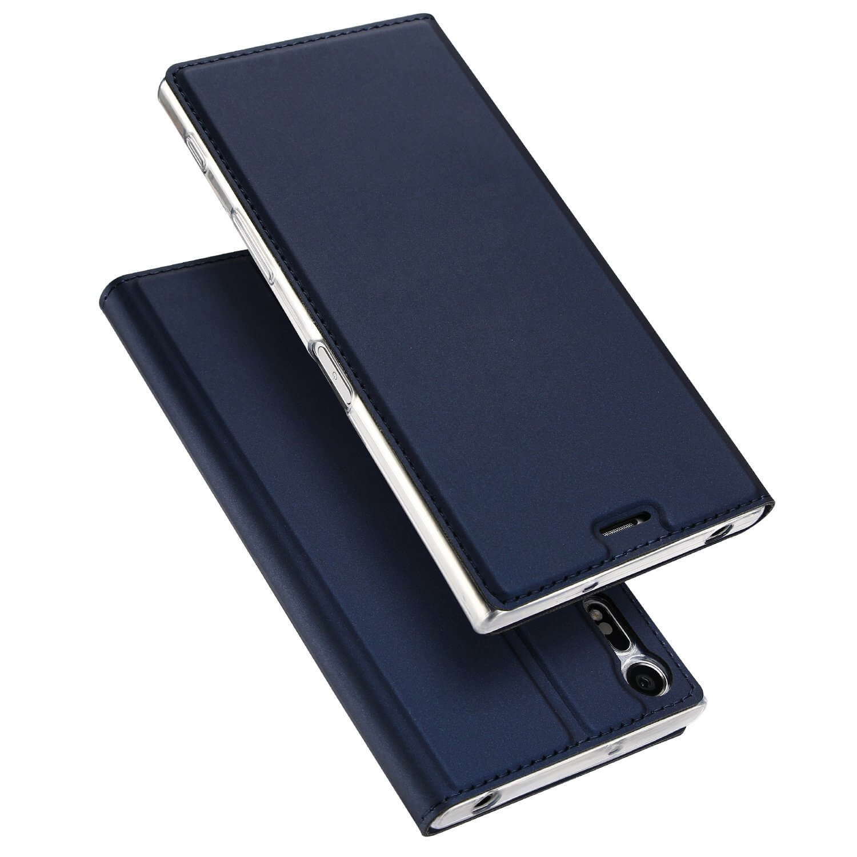 DUX Flipové púzdro Sony Xperia XZ / XZS modré
