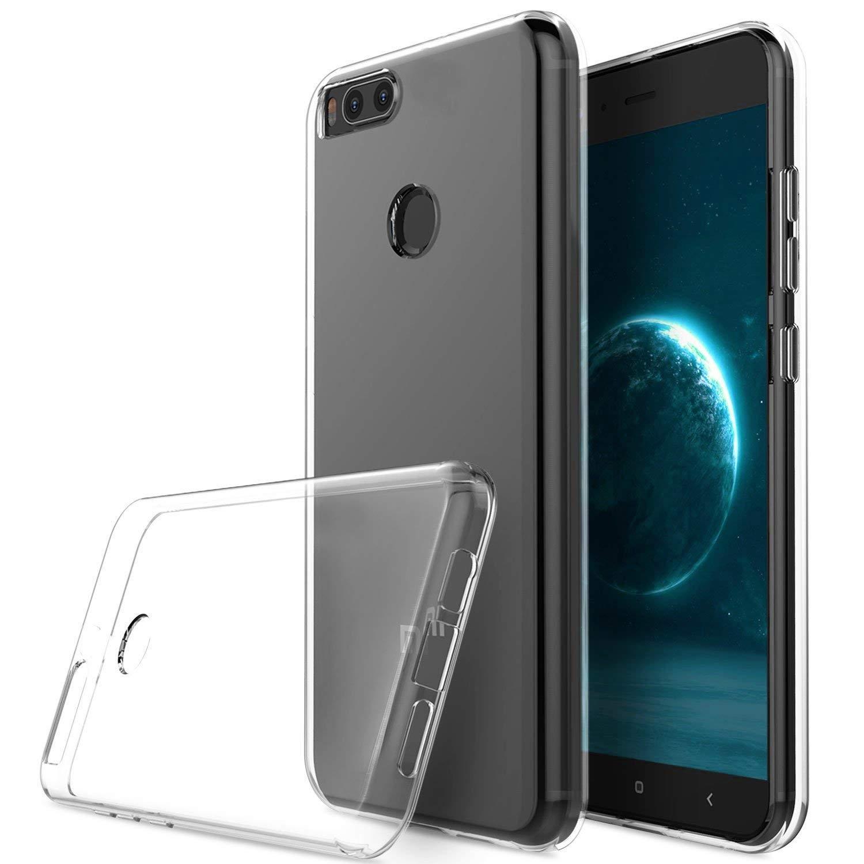 FORCELL Silikonový obal Huawei Y6 Prime 2018 průhledný