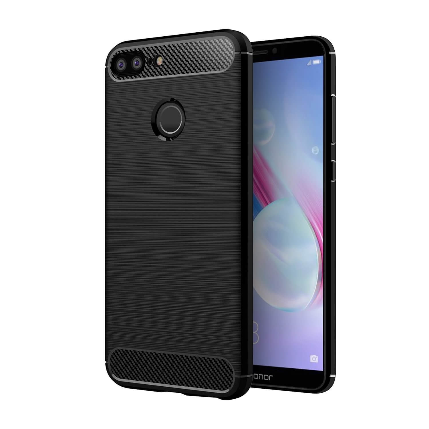 FORCELL FLEXI TPU Kryt Honor 9 Lite čierny