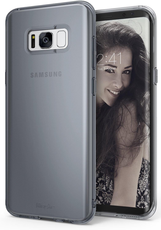 RINGKE AIR obal Samsung Galaxy S8 Plus šedý