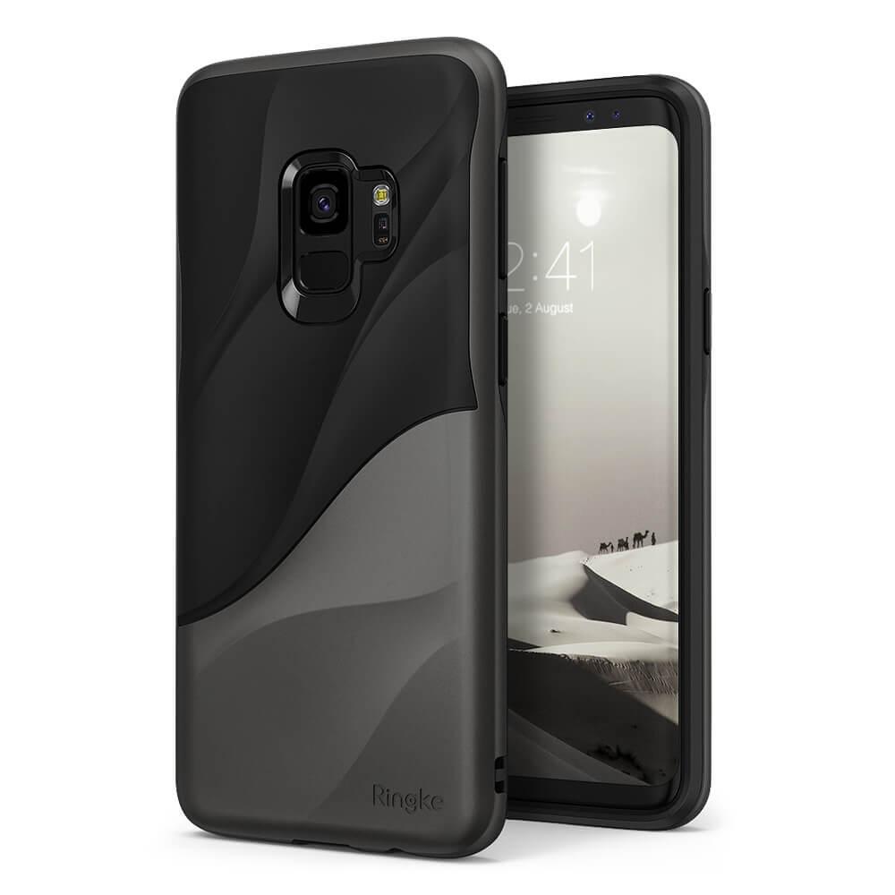 RINGKE WAVE obal Samsung Galaxy S9 černý