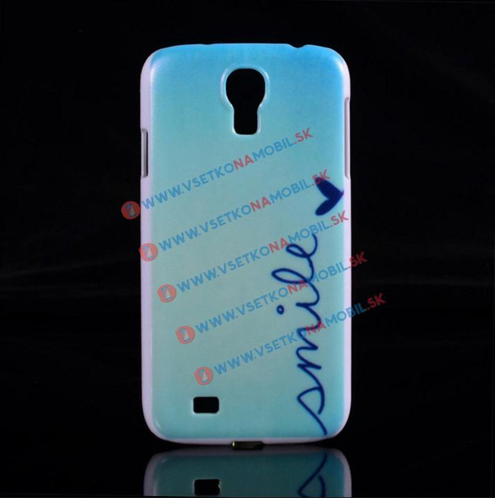 Plastový kryt Samsung Galaxy S4 mini SMILE