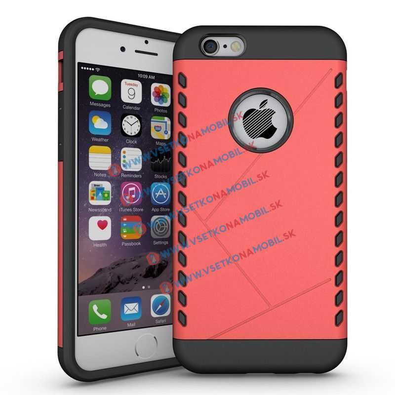 FORCELL Extra odolné HEAVY DUTY púzdro iPhone 6   6S ružové 474a37f35b1