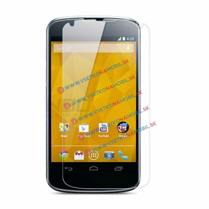Ochranné tvrzené sklo LG Nexus 4 (Google Nexus 4)