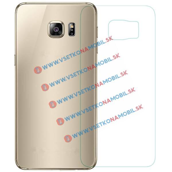 Ochranné tvrdené sklo Samsung Galaxy S6 / S6 Edge (ZADNÁ STRANA)