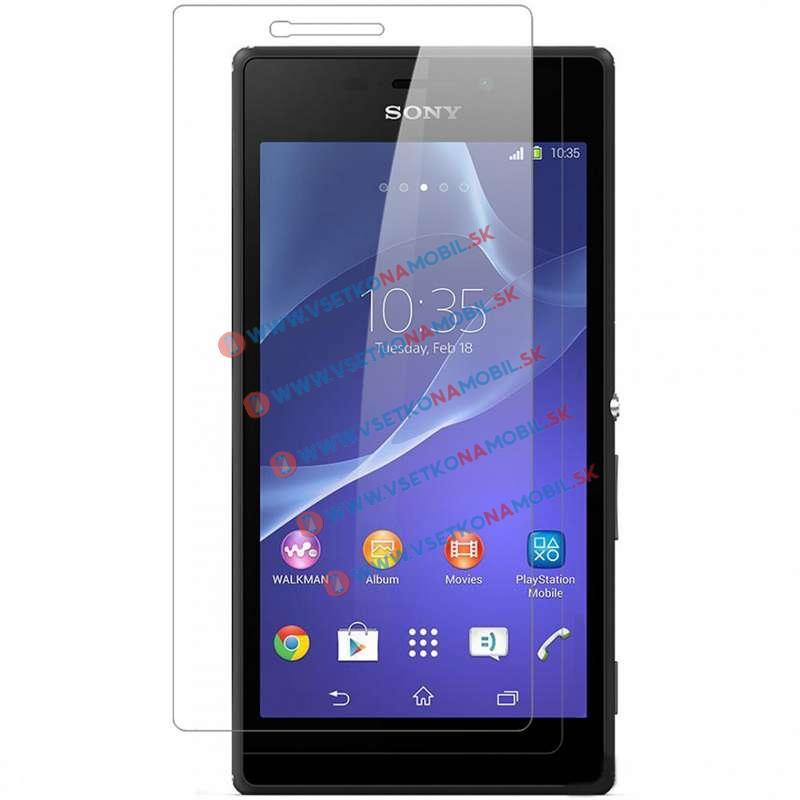 Ochranné tvrzené sklo Sony Xperia M2 / M2 Aqua
