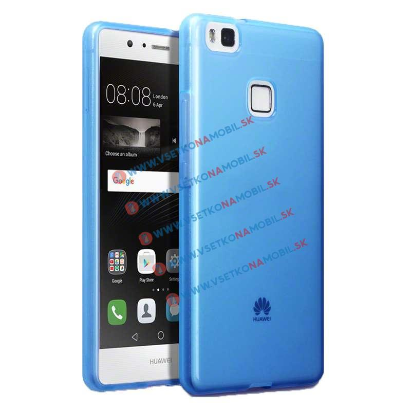 FORCELL Silikónový obal Huawei P9 lite modrý