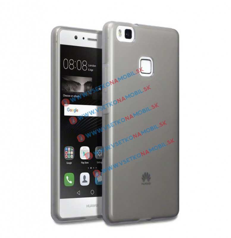 FORCELL Silikónový obal Huawei P9 lite šedý