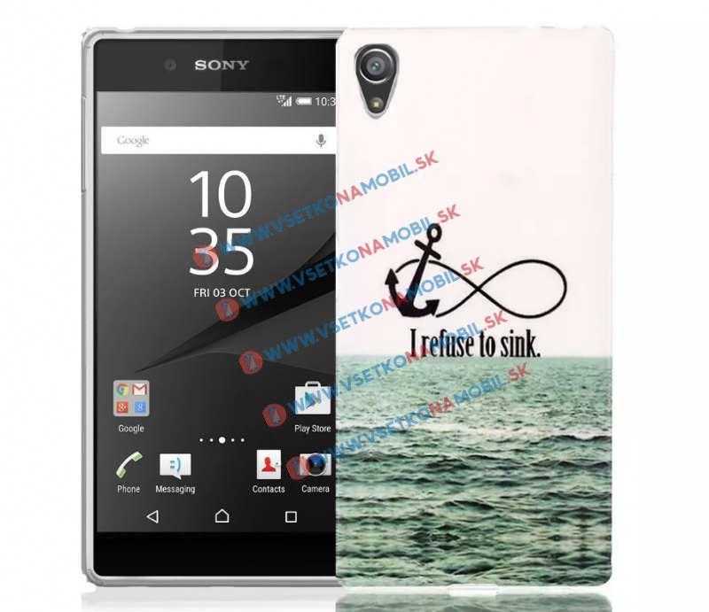 FORCELL Silikónový obal Sony Xperia Z5 SINK