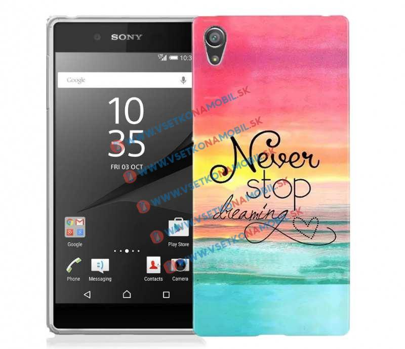 FORCELL Silikonový obal Sony Xperia Z5 DREAM