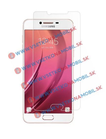 Ochranné tvrdené sklo Samsung Galaxy C5