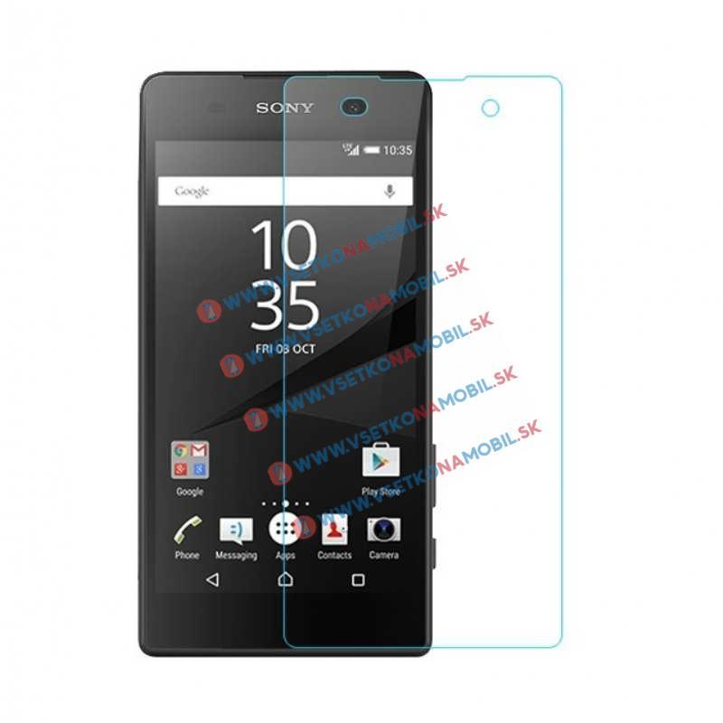 Ochranné tvrzené sklo Sony Xperia E5