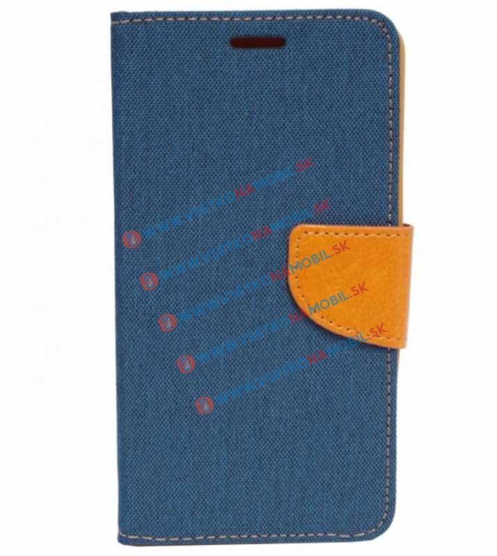CANVAS Peňaženkové púzdro Huawei Honor 5X modré (navy)