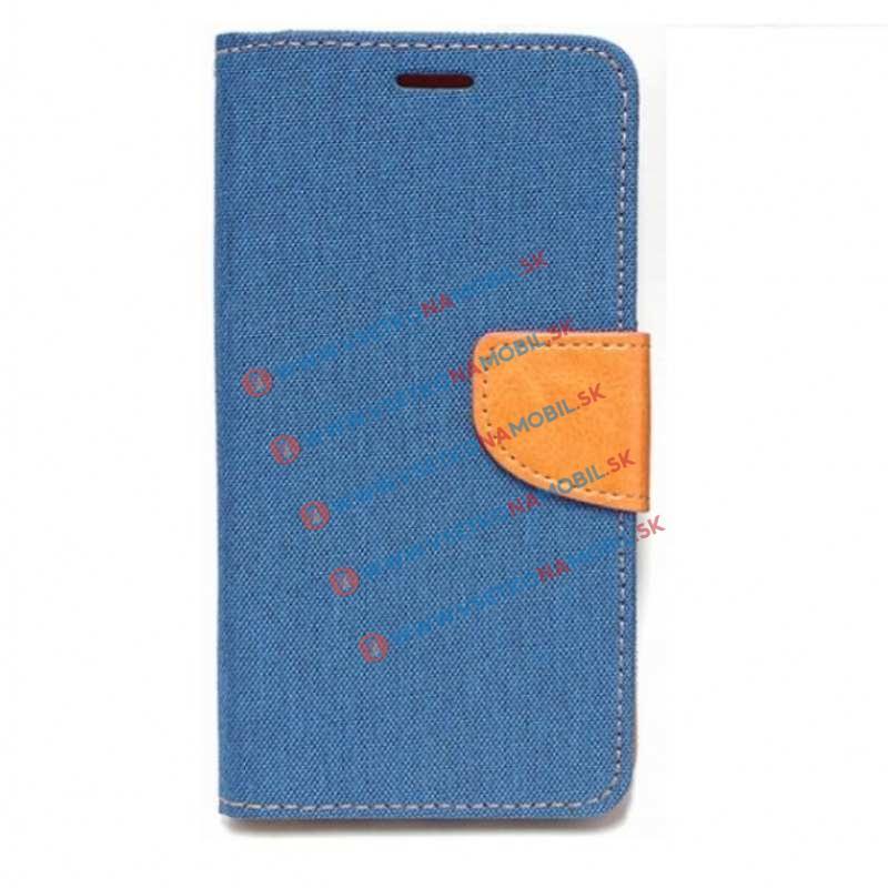 CANVAS Peňaženkové púzdro Huawei Honor 5X modré (light)