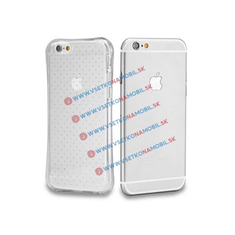 FORCELL Extraodolný obal Apple iPhone 6 / 6S priehľadný