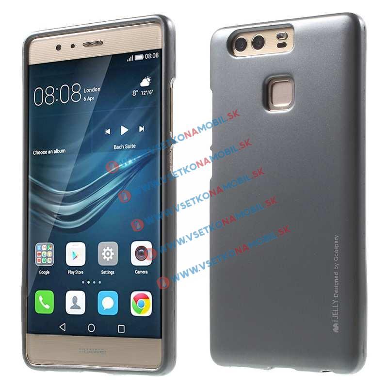 Ochranný obal Huawei P9 strieborný