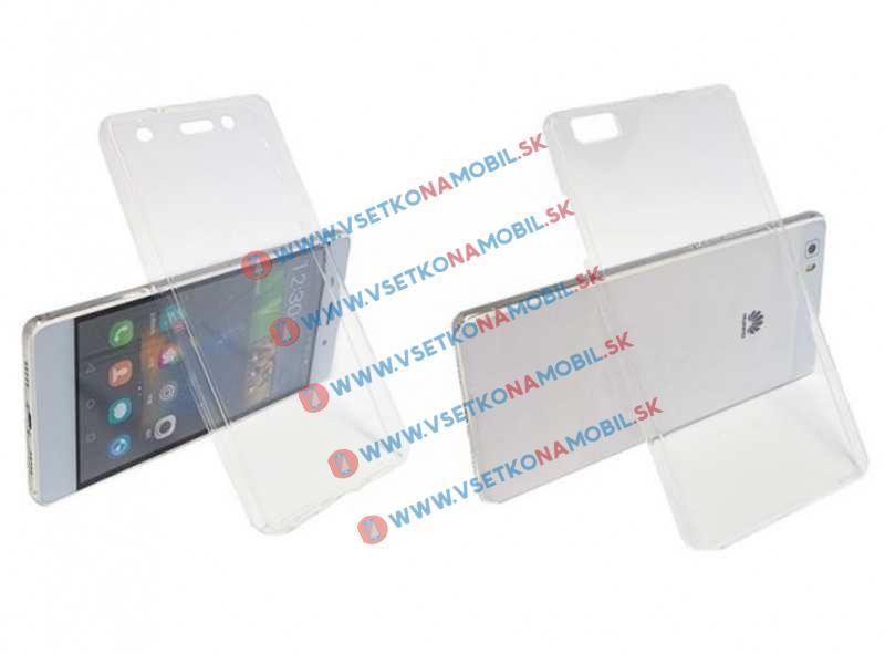 FORCELL Obojstranný silikónový obal Huawei P8 lite