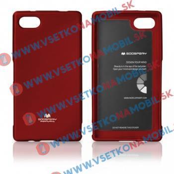 Ochranný obal Sony Xperia Z5 Compact červený