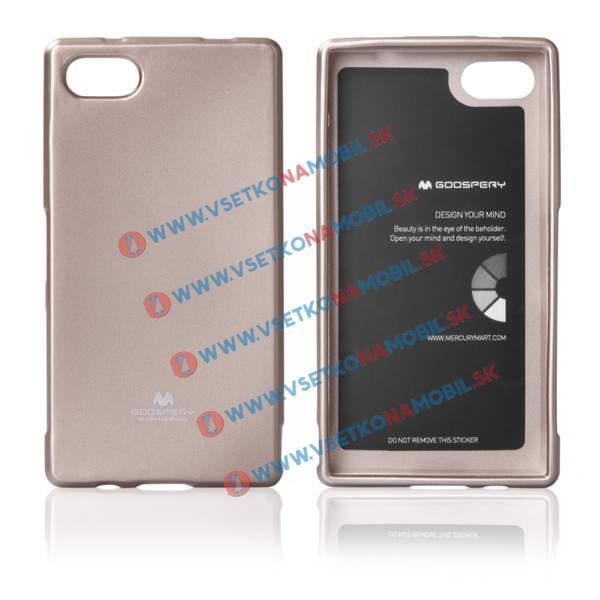 Ochranný obal Sony Xperia Z5 Compact zlatý