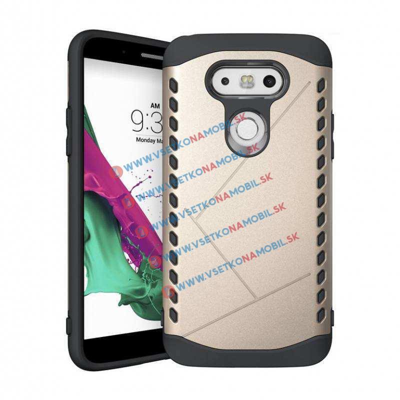 Odolný kryt pro telefon LG G5 zlatý