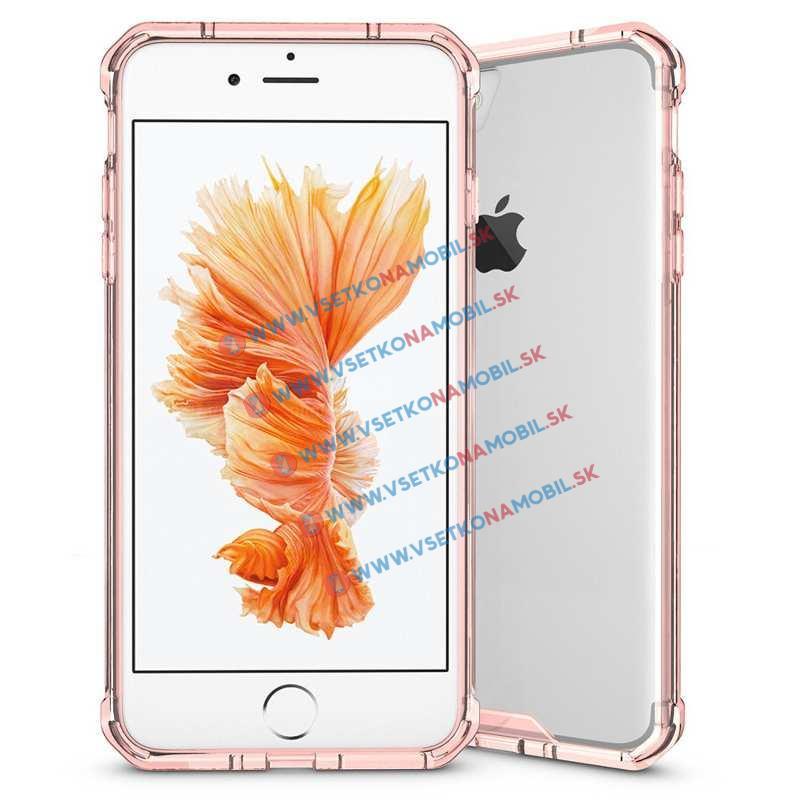 FORCELL SHOCK Extra odolný obal iPhone 7 Plus   8 Plus růžový fd663e93b7d