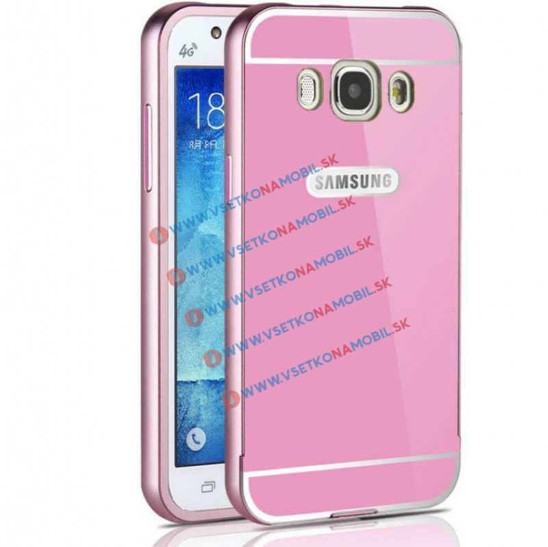 MATTE Ochranný obal Samsung Galaxy J5 2016 ružový