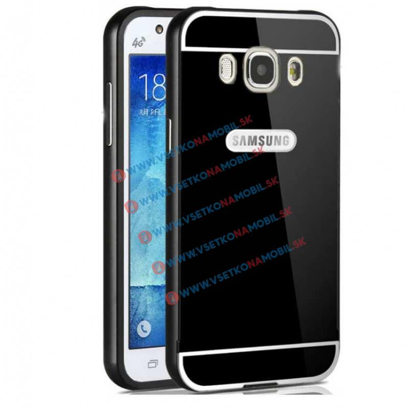 MATTE Ochranný obal Samsung Galaxy J5 2016 čierny