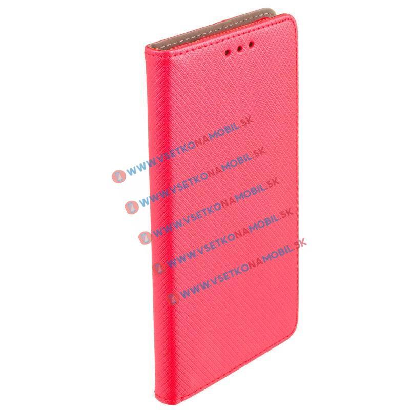 MAGNET Knižkové púzdro Samsung Galaxy J5 2016 (J510) ružové