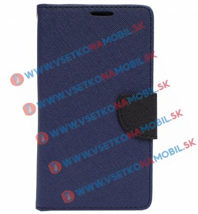 FORCELL Knížková (peňaženkové) pouzdro LG G5 modré (navy)