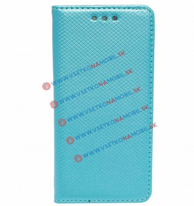 MAGNET Knižkové púzdro LG K10 modré (sky)