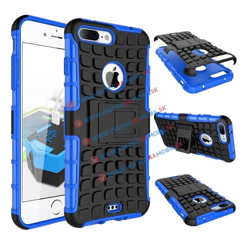 Extra odolné pouzdro Apple iPhone 7 Plus modré