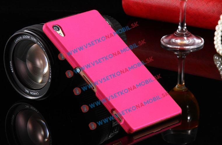 Sony Xperia Z4 plastový obal růžový